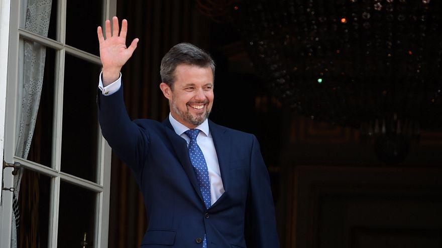 Danemark : bon anniversaire Frederik!