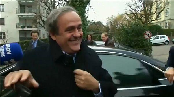 Platini: FIFA'daki yolsuzluk davasında aklandım