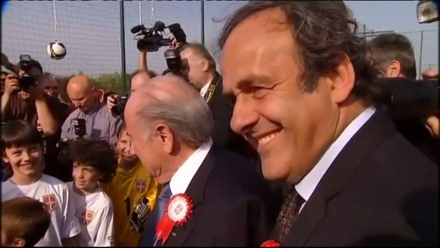 Former UEFA Chief Michel Platini cleared