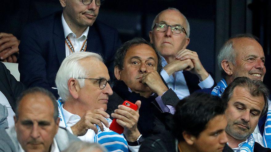 Michel Platini mis hors de cause par la justice suisse