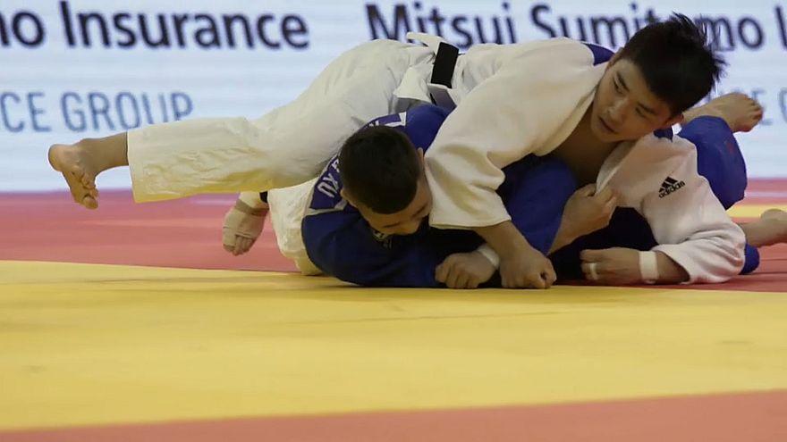 «شانگرین آن» کره ای با غلبه بر مرد شماره یک جهان طلایی شد