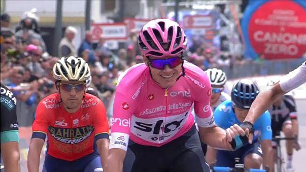 Giro d'Italia: Chris Froome vince l'edizione 2018, secondo Dumoulin