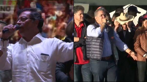 Kolombiya yeni devlet başkanını seçmek üzere sandık başına gidiyor
