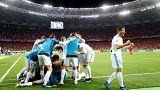 EN DIRECTO: Bale da un golpe de autoridad en Kiev (2-1)
