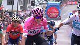 Froome presque assuré de gagner le Giro