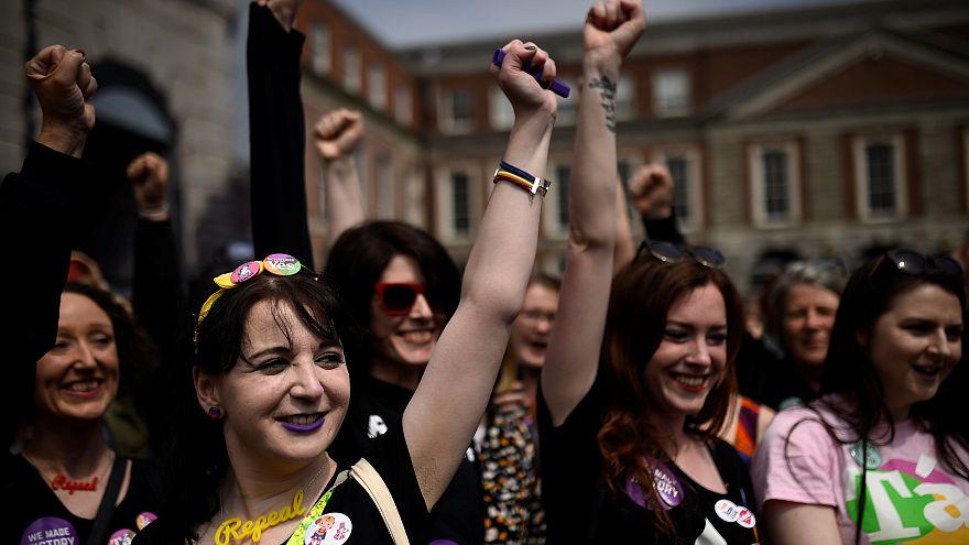 Las urnas rompen el tabú del aborto en Irlanda