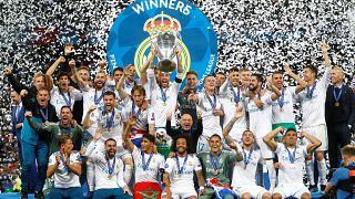 Real Madrid gewinnt die Champions League