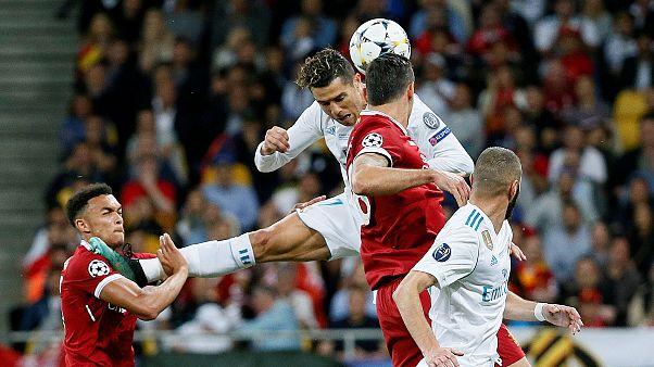 DIRETO: Final da Liga dos Campeões entre Real Madrid e Liverpool