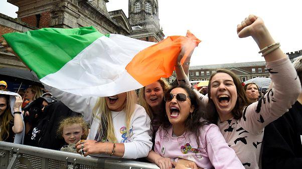 66,4% ирландцев проголосовали за либерализацию закона об абортах