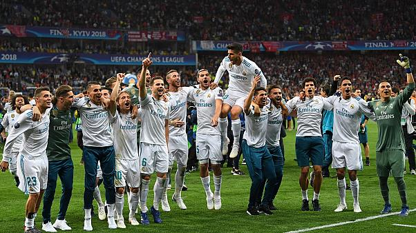 Η Ρεάλ Μαδρίτης κατέκτησε το Champions League