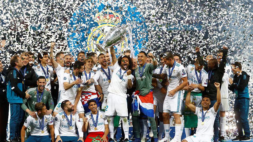 Ligue des champions : le Real, encore et toujours!