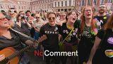 """O """"Sim"""" irlandês ao aborto"""