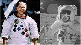 """وفاة """"آلان بين"""".. رابع رائد فضاء مشى على سطح القمر"""