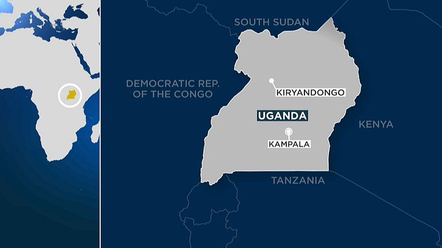 Tragedia della strada a nord di Kampala
