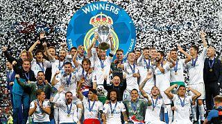 سیزدهمین قهرمانی رئال مادرید در لیگ قهرمانان