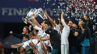Real Madrid wins Champions League final 3-1