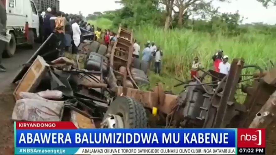 Десятки погибших в ДТП в Уганде
