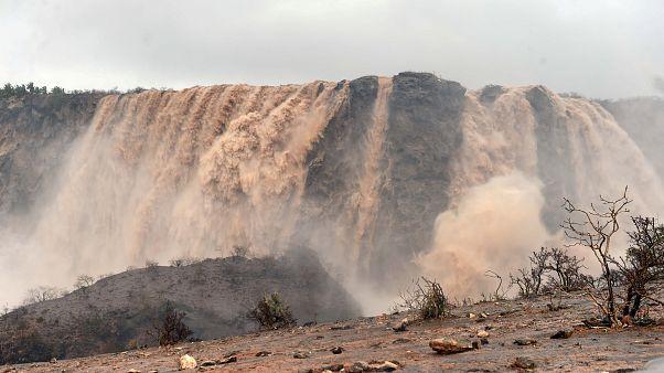 وادي الدربات جنوب عمان