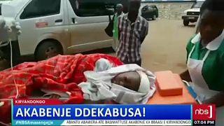 Legalább negyven áldozat egy ugandai balesetben