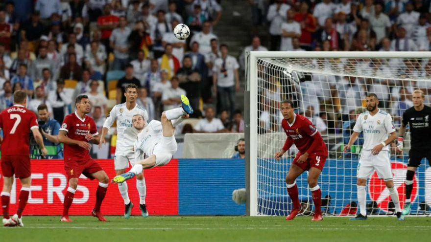 Gareth Bale da la decimotercera al Real Madrid
