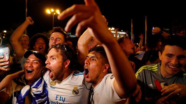 Madrid: Die lange Nacht nach dem Sieg