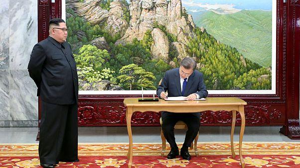 کره شمالی: توافق کردیم مکررا با کره جنوبی دیدار داشته باشیم