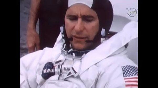 Meghalt Alan Bean, aki negyedikként lépett a Holdra
