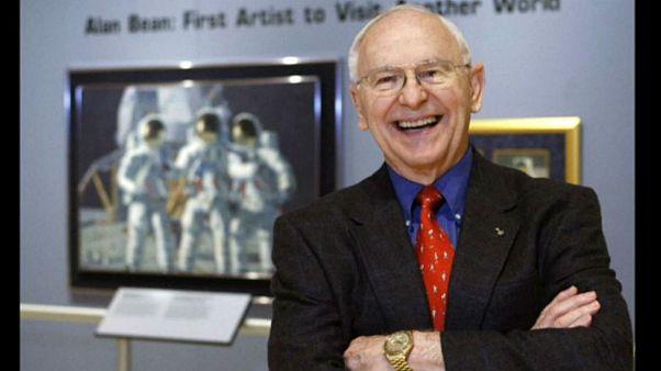 درگذشت چهارمین انسانی که قدم بر کره ماه گذاشت