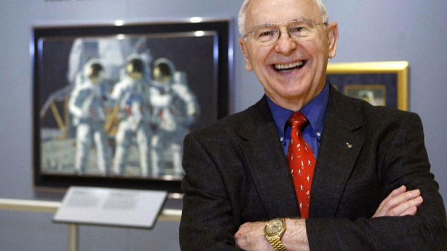 Morreu Alan Bean, o astronauta-artista