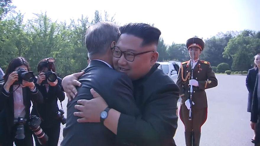Encontro de líderes coreanos acalma preocupações de tensão