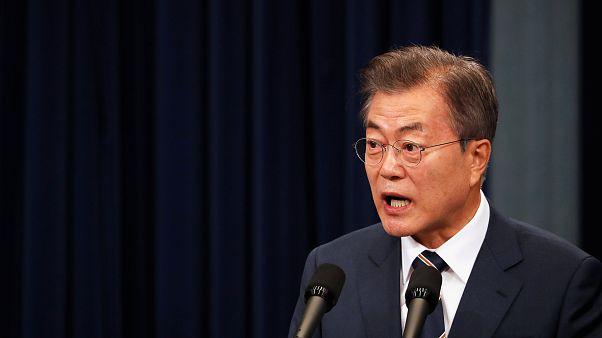 Moon's diplomacy gets Korean peninsula peace talks back on track