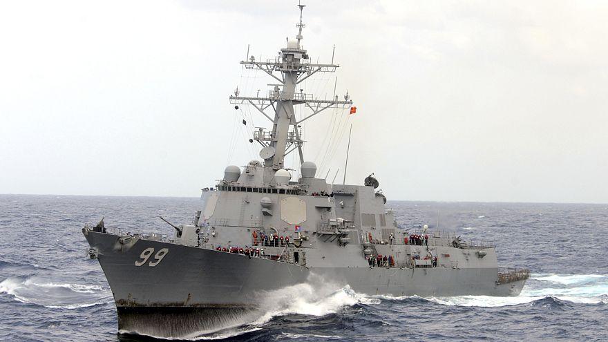 سفن حربية أمريكية تحمل رسائل لبكين في بحر الصين الجنوبي