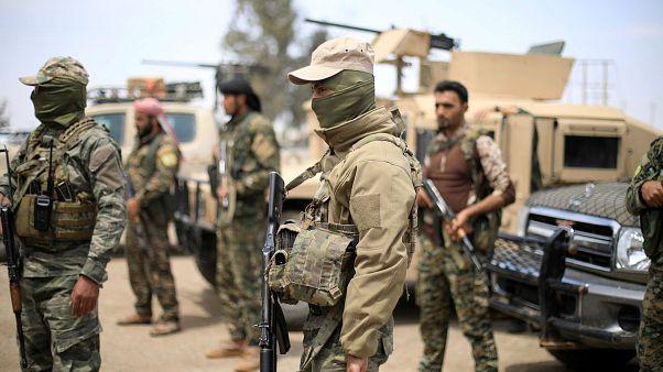 دستکم چهار نظامی روس در منطقه دیرالزور سوریه کشته شدند