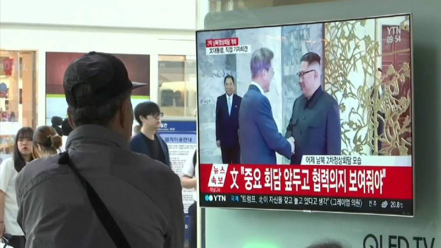El encuentro intercoreano alivia tensiones con Estados Unidos