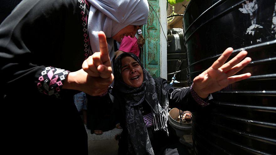 Γάζα: Ισραηλινό τανκ σκότωσε τρεις Παλαιστινίους