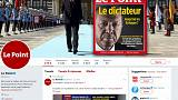 Fransa: Tartışmalı Erdoğan afişleri tekrar asıldı