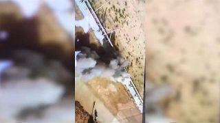 Израильский танк открыл огонь по палестинцам