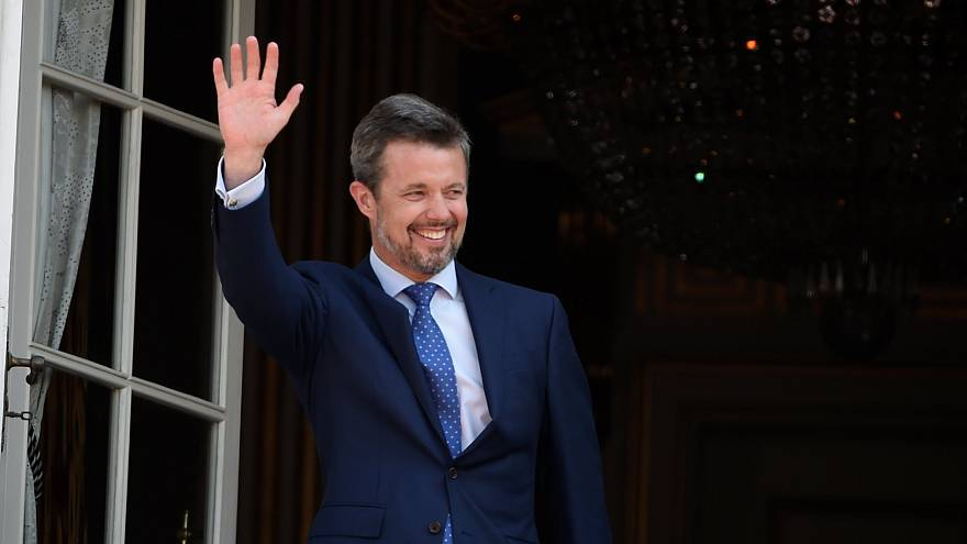 Denmark raises flags for crown prince's birthday thanks to viral Facebook post
