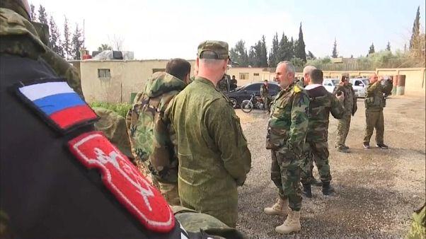 Syrie : neuf combattants russes tués dans une attaque