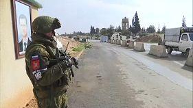 Orosz katonákat öltek meg Szíriában