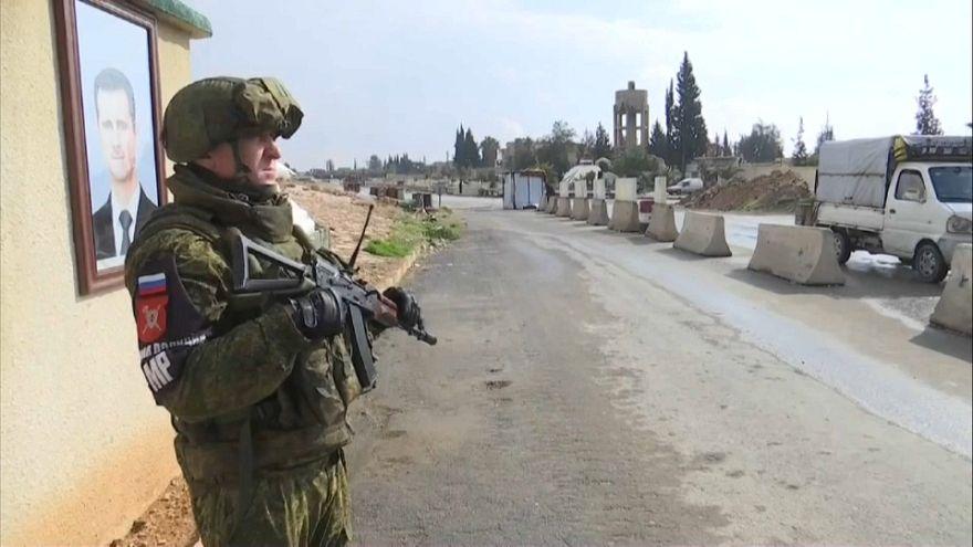 Suriye'de muhalif güçler topçu birliğine saldırdı