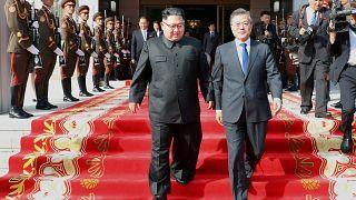 North Korean state TV hails latest peninsula summit