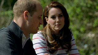 Britain's Prince William headed to Middle East