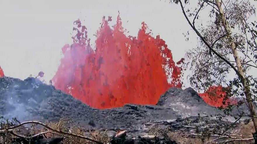 Hawaii: Kilauea hält Urlauber fern