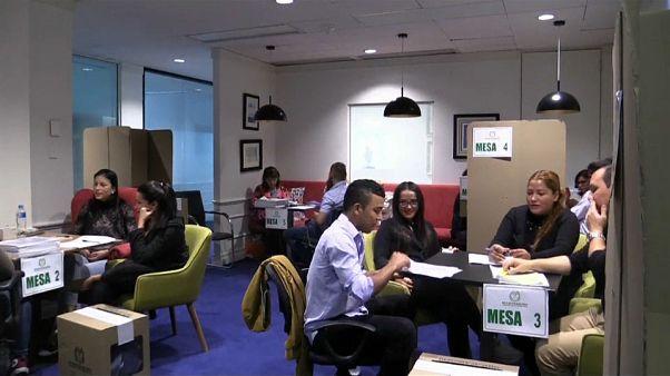 Los colombianos residentes en Sídney, los más madrugadores en votar