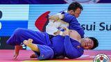 Finale dell'Hohhot Grand Prix di judo in Cina