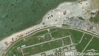 ¨جزایر پاراسل در دریای چین جنوبی