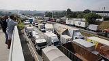 Megbénult az élet a sztrájk miatt Brazíliában