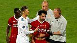 امیدوای محمد صلاح به حضور در جام جهانی روسیه
