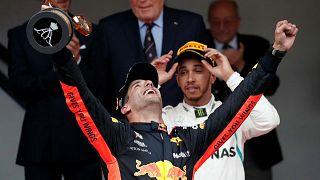Formel 1: Ricciardo siegt in Monaco